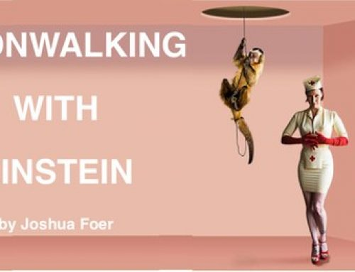 Moonwalking With Einstein – Book Review