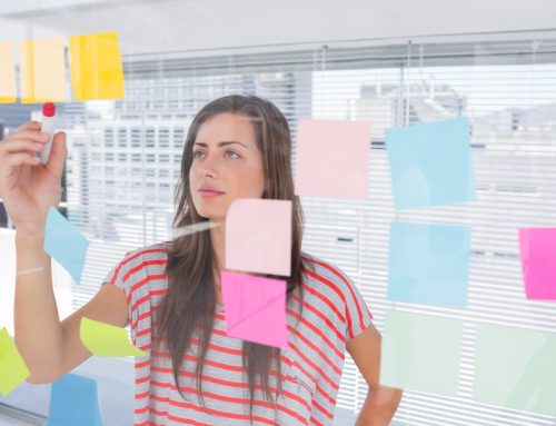 5 Ways to Get a Better Overview by Using Sticky Notes