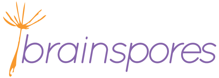 Brainspores Sticky Logo Retina