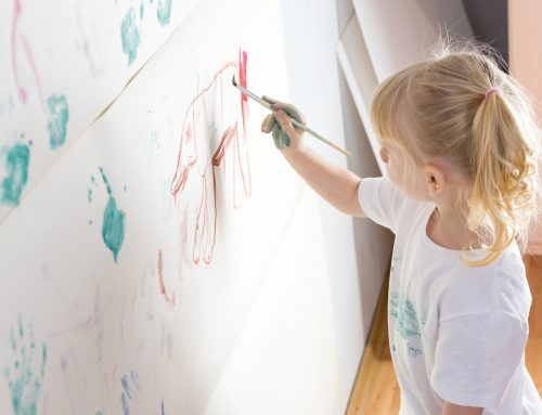 Creative collaboration – When did you stop drawing on walls?